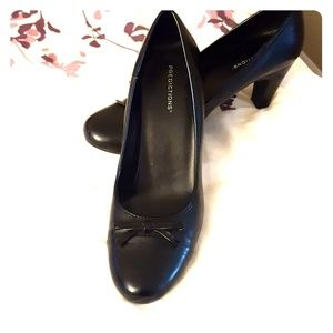 Pump heel shoes